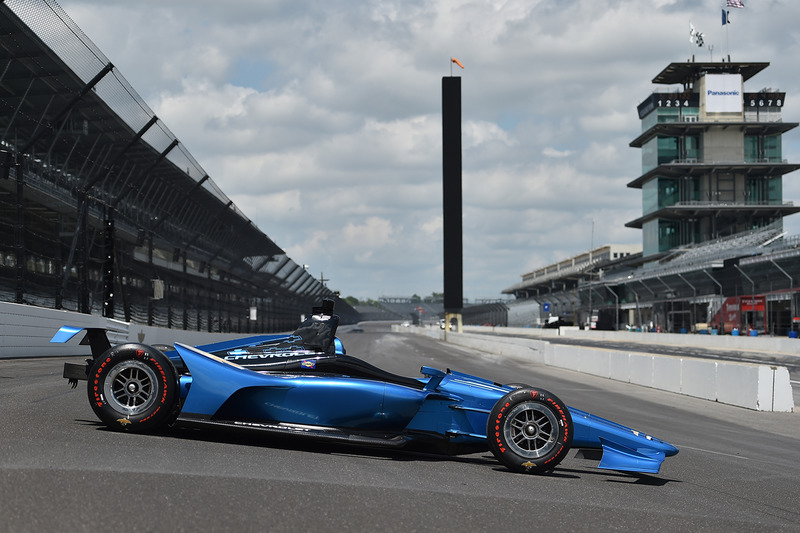 2018 Chevrolet IndyCar