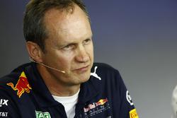 Paul Monaghan, Şef Mühendisi, Red Bull Racing,