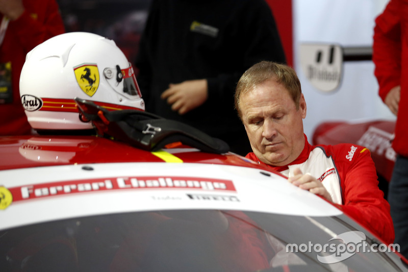 Rusty Wallace, Ferrari de Houston