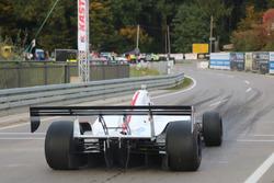 Fausto Bormolini, Reynard K02-Mugen, Furore Motorsport, Partenza 3. Prove