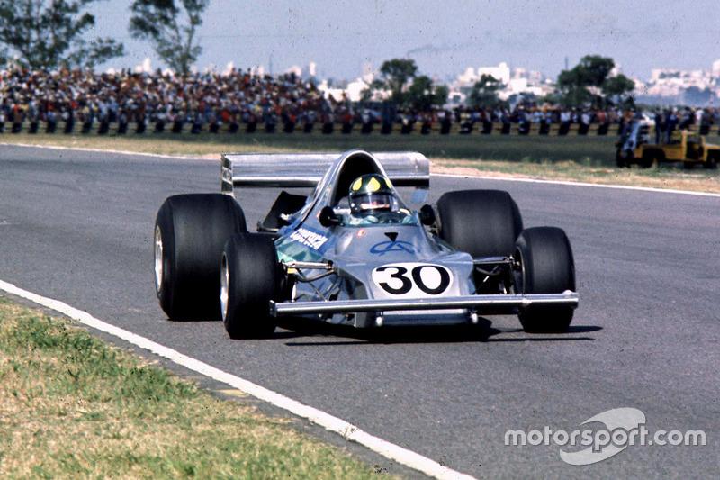 Wilson Fittipaldi Jr., Copersucar Fittipaldi FD01-Ford