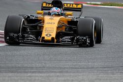 Jolyon Palmer, Renault Sport F1 Team RS17 RS17