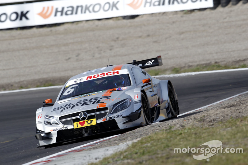 1. Robert Wickens, Mercedes-AMG Team HWA, Mercedes-AMG C63 DTM