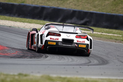 #31 Callaway Competition, Corvette C7 GT3: Loris Hezemans, Boris Said, Eric Curran