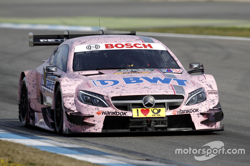 Christian Vietoris,  Mercedes-AMG Team Mücke, Mercedes-AMG C 63 DTM DTM
