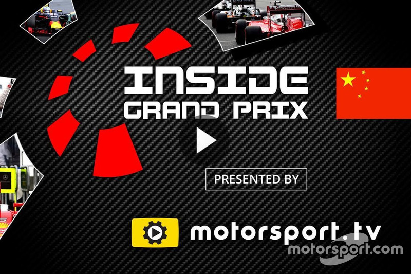 Inside Grand Prix China 2016