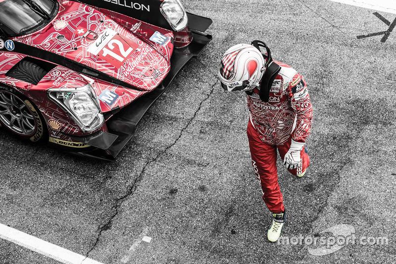 #12 Rebellion Racing, Rebellion R-One AER: Nelson Piquet Jr.