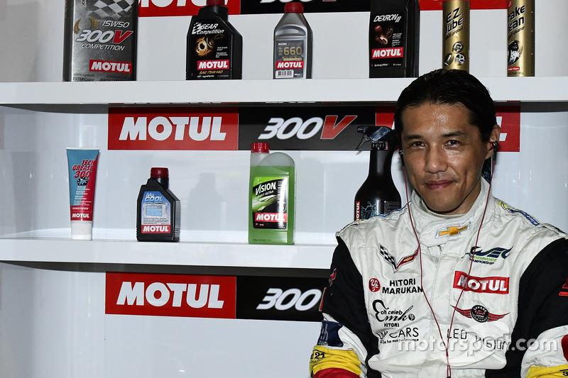 Yutaka Yamagishi, Larbre Competition