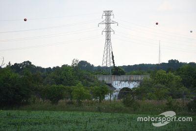 Visita al Nazareth Speedway abbandonato