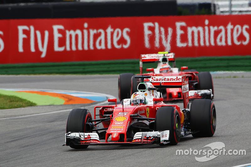 Ferrari (242 puntos)