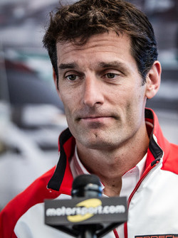 #1 Porsche Team Porsche 919 Hybrid: Mark Webber answers questions from Motorsport.com