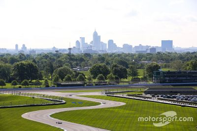 Indianapolis road course
