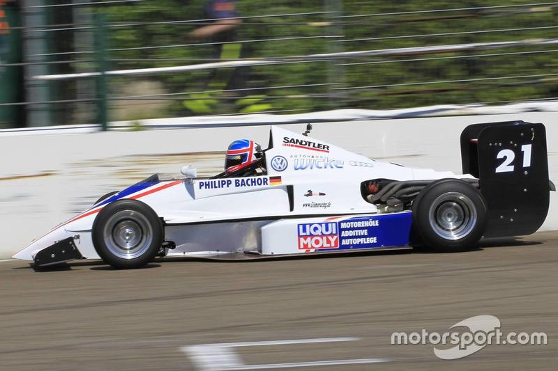 Philipp Bachor, Formel Toyota