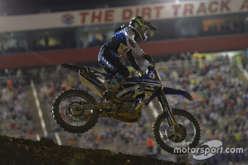 Cooper Webb, Yamaha