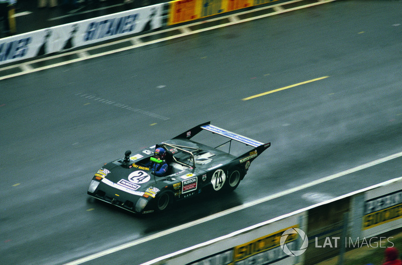 1979 Le Mans, #24 Lola T297 Ford: Brian Joscelyne, Tony Birchenhough, Nick Mason, Richard Jenvey