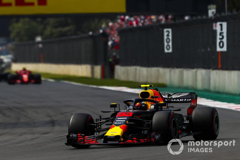 19. GP Meksiko - Pemenang: Max Verstappen