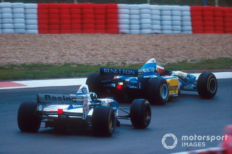 1995 欧洲大奖赛