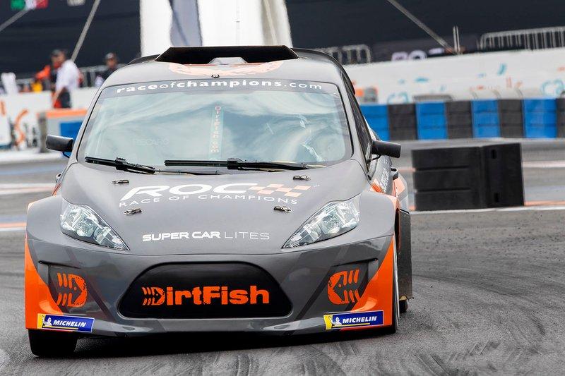 Loic Duval, RX Supercar Lite