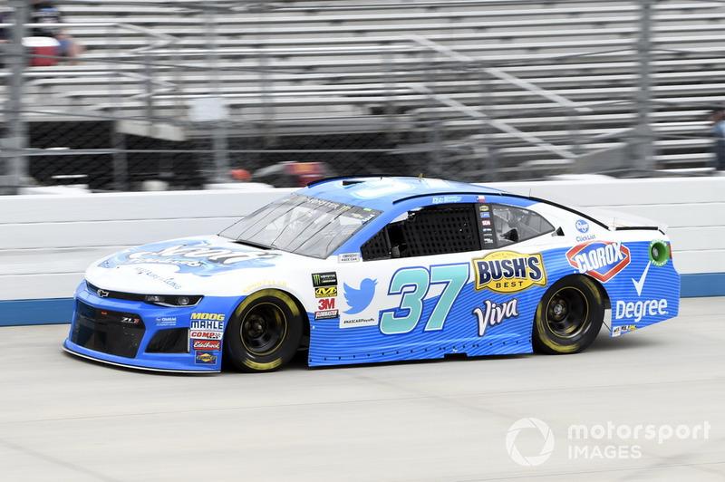 23. Chris Buescher, JTG Daugherty Racing, Chevrolet Camaro Scott Products