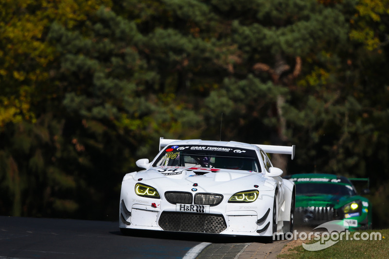 #34 Walkenhorst Motorsport BMW M6 GT3: Christian Krognes, David Pittard, Rudi Adams