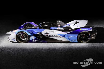 Annuncio BMW i Andretti Motorsport