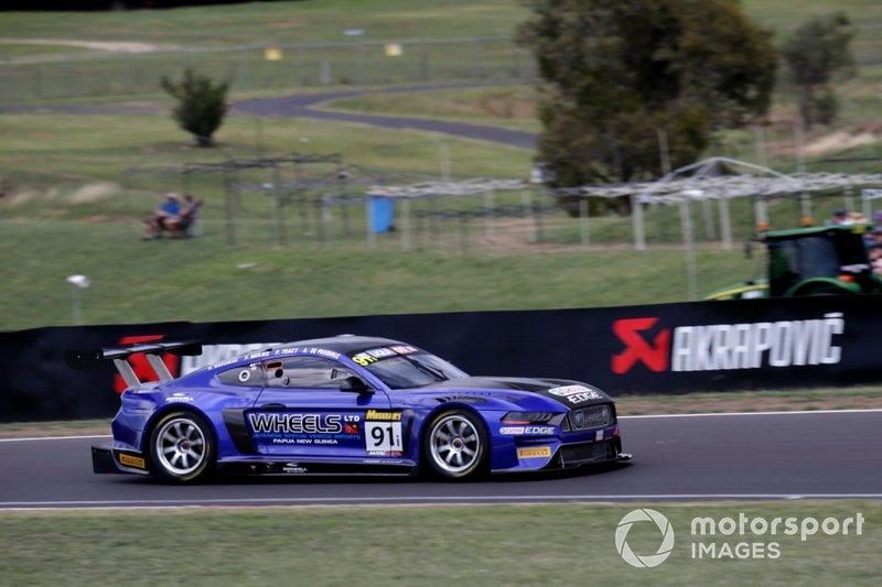 DNF: #91 MARC Cars Australia MARC II V8: Keith Kassulke, Paul Morris, Paul Tracy