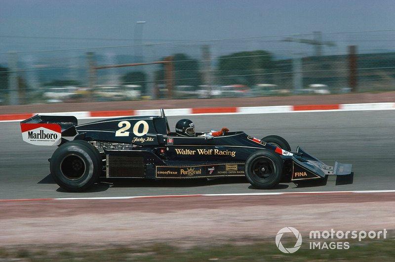 1976 : Wolf Williams-Cosworth FW05