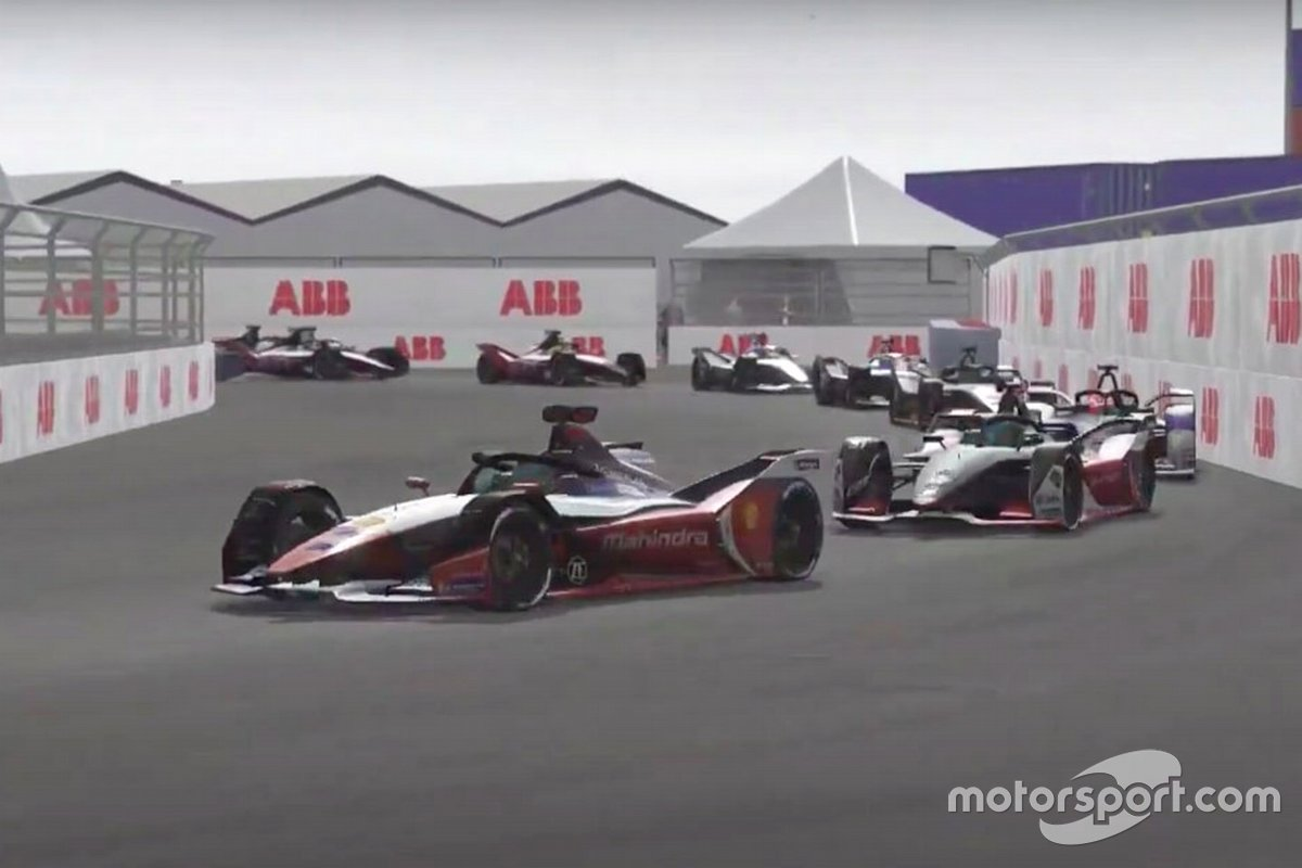 Fórmula E: Race at Home Challenge - Ronda 7