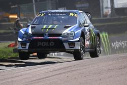 Petter Solberg, PSRX Volkswagen Sweden, VW Polo Gti