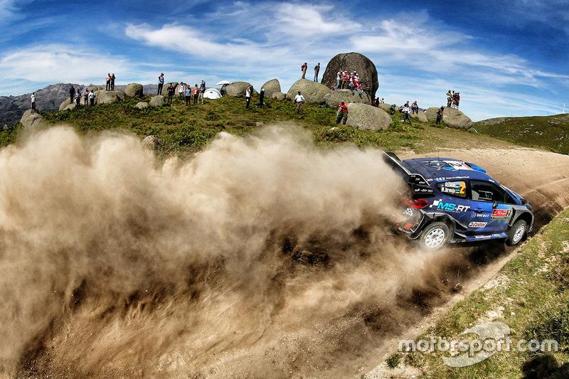 Отт Тянак, Мартін, Ярвеоя, Ford Fiesta WRC, M-Sport