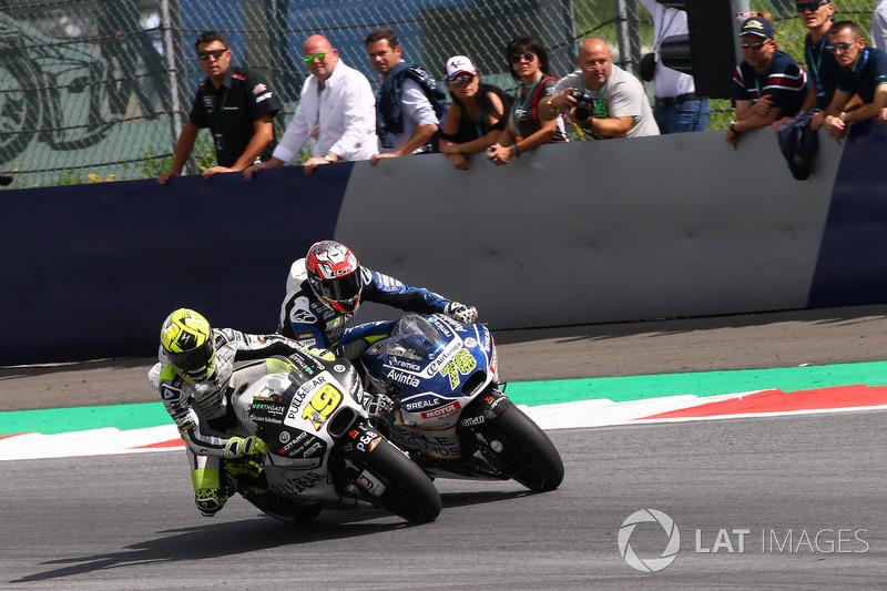 Alvaro Bautista, Aspar Racing Team, Loris Baz, Avintia Racing