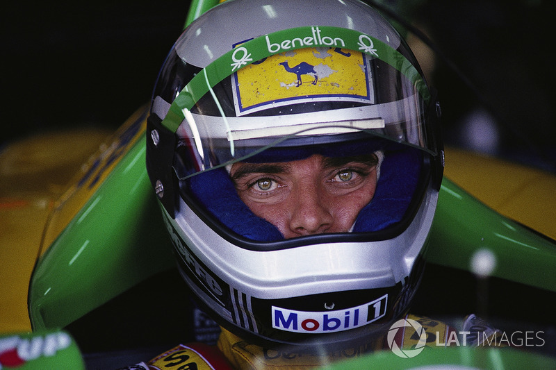 Alessandro Nannini, Benetton