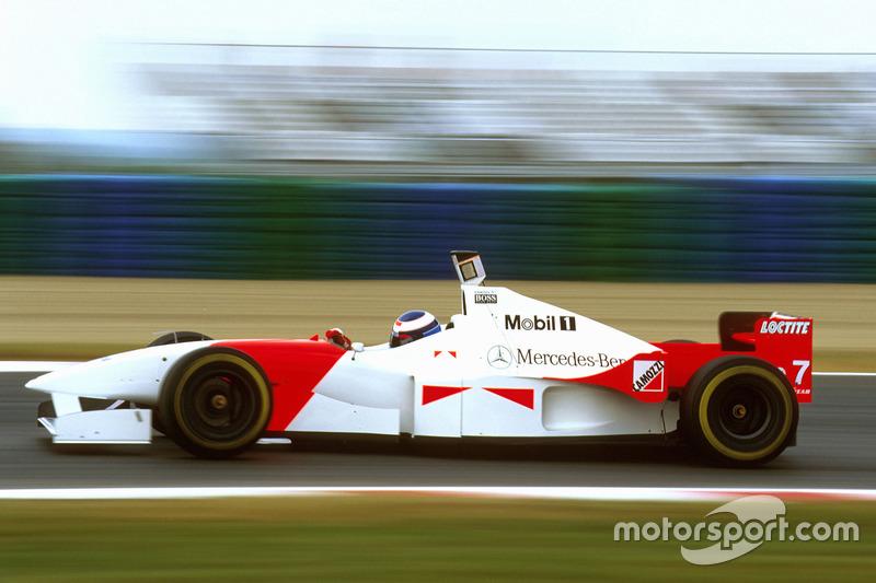 1996. McLaren MP4/11 Mercedes