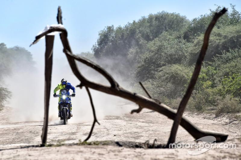 Аравинд Прабхакар, Sherco TVS Racing Sherco