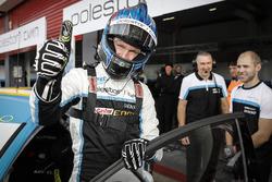 Polesitter: Nicky Catsburg, Polestar Cyan Racing, Volvo S60 Polestar