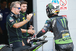 Hervé Poncharal, Monster Yamaha Tech 3 Team Principal, Jonas Folger, Monster Yamaha Tech 3