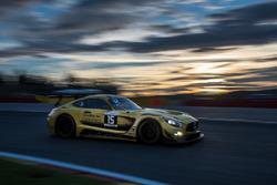 #15 Black Falcon Mercedes-AMG GT3: Brett Sandberg, Dore Chaponik, Scott Heckert, Jeroen Bleekemolen