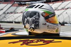 Helm von Kyle Busch, Joe Gibbs Racing, Toyota