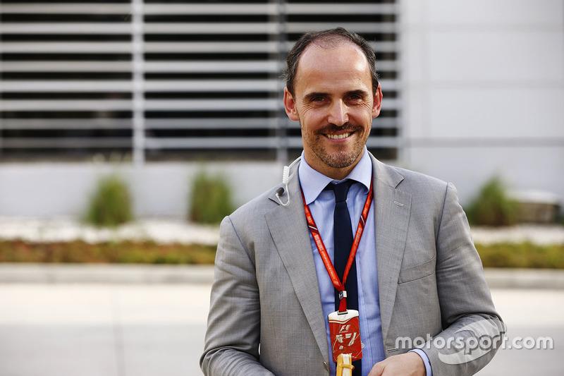 F1 Mi trabajo en F1…