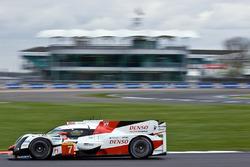 #7 Toyota Gazoo Racing Toyota TS050 Hybrid: Mike Conway, Kamui Kobayashi, Jose Maria Lopez