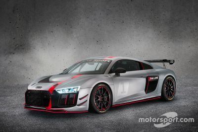 Audi R8 LMS GT4 lansmanı
