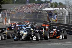 Acción, Joel Eriksson, Motopark Dallara F317 - Volkswagen