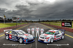 James Moffat, Garry Rogers Motorsport, Richard Muscat, Garry Rogers Motorsport, James Golding, Garry Rogers Motorsport, Garth Tander, Garry Rogers Motorsport