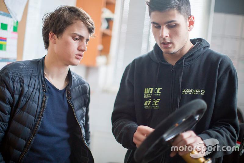 Aurelien Panis, Zengo Motorsport