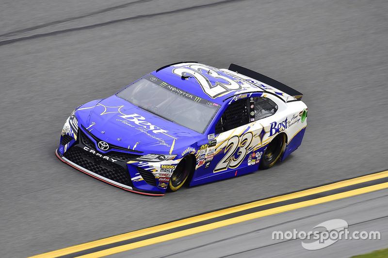 Джой Гейз, BK Racing, Toyota
