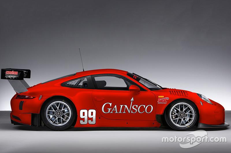 GAINSCO/Bob Stallings Racing announcement