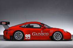 GAINSCO/Bob Stallings Racing Porsche 911 GT3 R