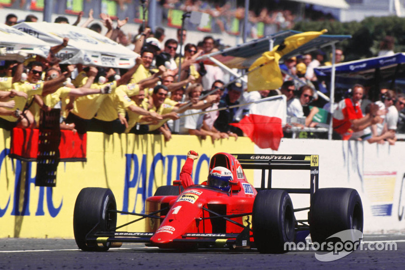 1990 : Ferrari F1-90 (ou Ferrari 641)