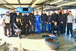 Dale Earnhardt Jr., Hendrick Motorsports Chevrolet and his team