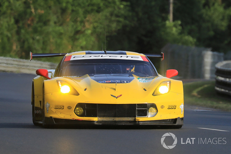 3. LMGTE-Pro: #63 Corvette Racing, Corvette C7.R
